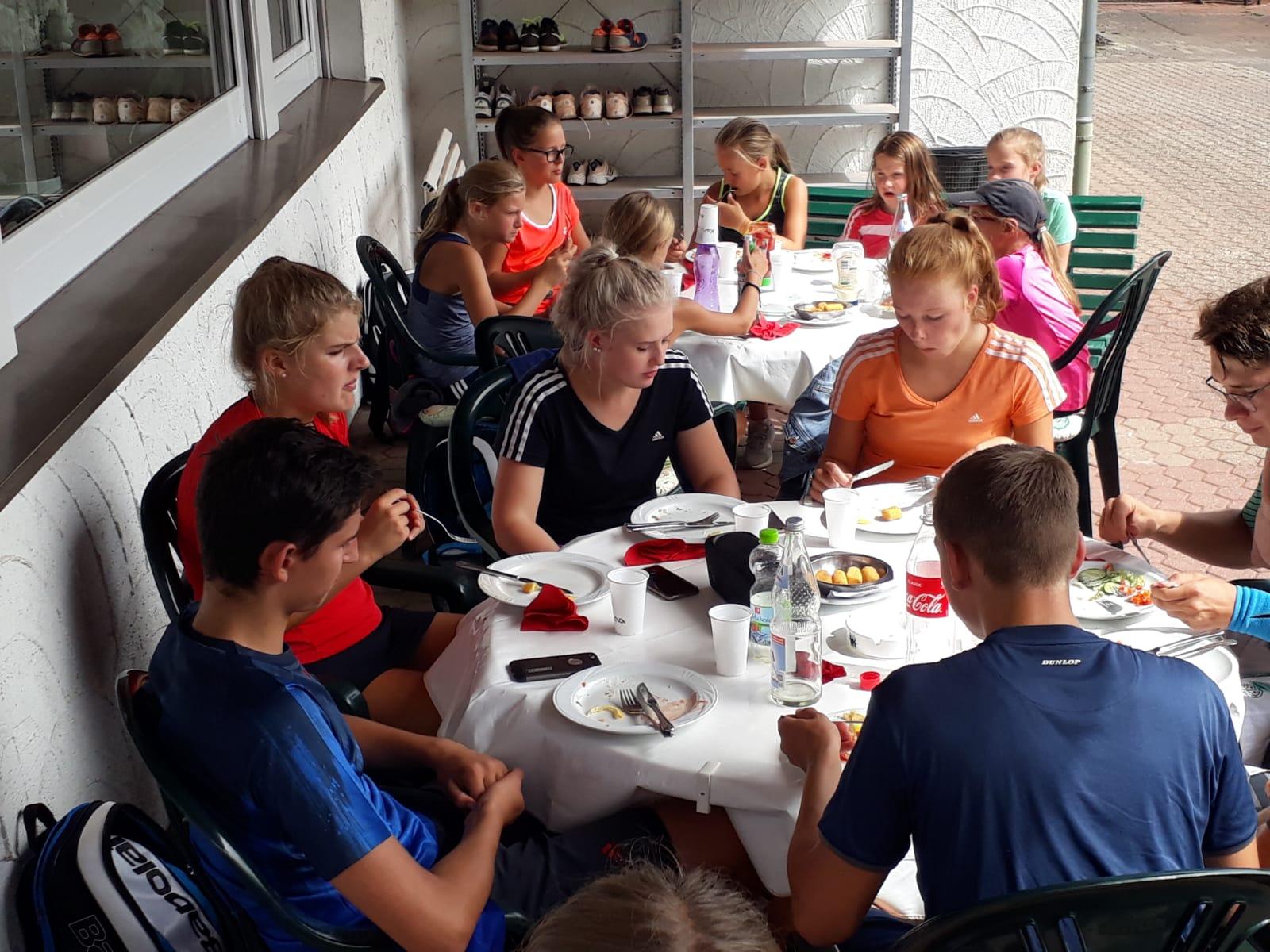 Tenniscamp Ski Club Werl